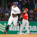 텍사스 추신수, 메이저리그 시즌 첫 홈런 포함 3안타