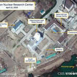CSIS, 北 영변 핵시설서 '건설용 크레인' 포착