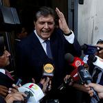 체포 직전 목숨 끊은 가르시아 전 페루 대통령