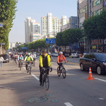 부천시, '태극기와 함께 하는 자전거 대행진' 개최