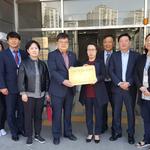 용인시 기흥구보건소, 청덕도서관 치매극복선도 도서관 1호 지정