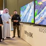 삼성전자 'OLED 8K TV' 앞세워 중동·아프리카시장 선두 굳히기