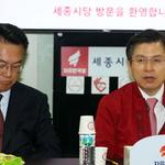 한국당 '막말 논란' 의원 징계… 황교안에 쏠린 눈