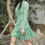 김사랑, 봄여신 입장