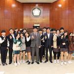 남양주시의회, 마석중학생에 의회 체험 프로그램