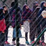 웃음 되찾은 코소보 출신 IS 전투원 자녀들