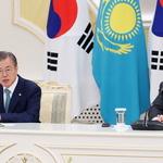 """文 """"카자흐스탄의 비핵화 경험 참고"""""""