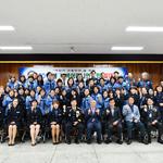 가평경찰서 대강당서 녹색어머니 연합회 발대식 개최