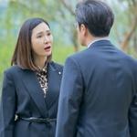'더 뱅커' 채시라, 김상중에 원망 섞인 분노! 김태우 피습 사건 배후 알아낼까?