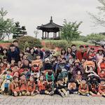평택해양경찰서 '행복나누미' 회원들 장애아동과 봄나들이 나서