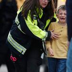 '얼마나 놀랬니?'…美 콜로라도 학교서 총격 발생