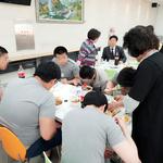 의왕 고봉중고, 면회 오지 않는 학생들에 '사랑의 점심 나눔'