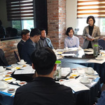홍성순 연천교육장, 기업 대표 등과 직업계고 취업지원 방안 논의