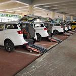 의정부시, 교통약자 이동편의 증진 위해 '휠체어 탑승설비차량' 신차로 교체