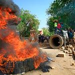 수단 시위 현장 총격 '얼룩'…군부ㆍ야권, 과도체제 합의