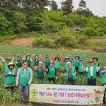 안양 새마을부녀회, 충남 서산 흑석리 농촌 일손돕기 봉사활동