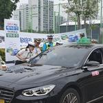 인천 논현경찰서,'깜빡이 켜기' 교통안전 캠페인  실시