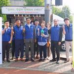 중진공 인천본부, 청년 재직자 내일채움공제 홍보 위한 커피트럭 운영