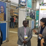 SL공사, 국제환경산업기술 전시 참가 위생매립장·폐기물 자원화 사업 홍보