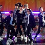 뉴욕 '굿모닝 아메리카' 무대에 선 방탄소년단