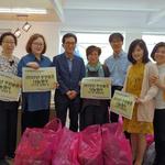 동두천 장애인복지관, 지역아동센터 7곳에 후원물품 나눔 행사