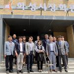 화성시의회 교육복지위, 화성 제1장학관 방문 장학관 시설·운영 현황 점검