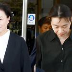 '명품 밀수' 혐의 이명희·조현아 모녀 징역형 구형
