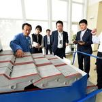 요코하마 소각 시스템 시찰