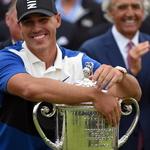 켑카, PGA 최초 메이저 두 개 대회 2연패