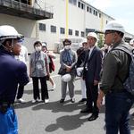 이항진 여주시장,  일본 구마모토·오사카시 방문 지역 주요 시설 견학
