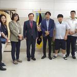 부천고등학교 출신 ㈜TS트릴리온 장기영 대표 모교에 1억원 기부