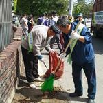 강화군,남산마을 도시재생 뉴딜사업 '깨끗한 남산마을 만들기' 캠페인 개최