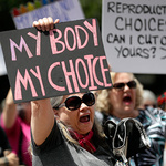 美전역 500여곳서 '낙태금지법 반대' 시위