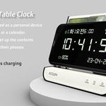 테이블에 앉아 주문·결제+스마트폰 충전 '편리함'으로 승부