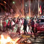 격화하는 인도네시아 대선 불복 시위…6명 사망·200명 부상