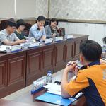 수원소방서, 권역·지역응급의료센터 간담회 개최
