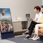 모바일 최적화 세로로 보는 TV 삼성 '더 세로'