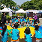 자유총연맹 인천지부 '청소년 통일 체험' 프로 운영