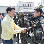 하남시, 동서울 전력지사서 '국가중요시설 피해복구 훈련' 실시