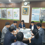한국토지주택공사,미사지구 몸살 앓던 지역 현안 해결 위한 검토 약속