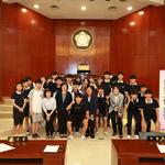 남양주시의회, 장내중 등 3개교 학생에 의회 체험 프로그램