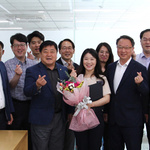 한국농어촌공사 여주·이천지사,백혜정 사원  'BEST 경기人(인)상' 선정