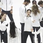 김연아, 아이스쇼에서 새 갈라 프로그램 연기