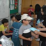 여주시 금사면 이포초등학교 하호분교 백일잔치 개최