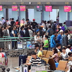 인천공항 이용객, 징검다리 연휴 기간 하루 평균 20만 전망