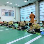 수원소방서 상반기 소방전술 훈련 평가