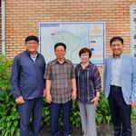 양평군 지평 1리 마을회관에 맞춤형 마을지도 시범 설치