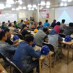 시흥스마트 건설현장 외국인 근로자 안전보건교육