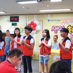 수원 곡반초 '수원愛통통봉사단', 지역 내 재활원서 봉사활동 실시