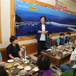 최재현 남동구의회 의장 환경미화원 애로사항 청취